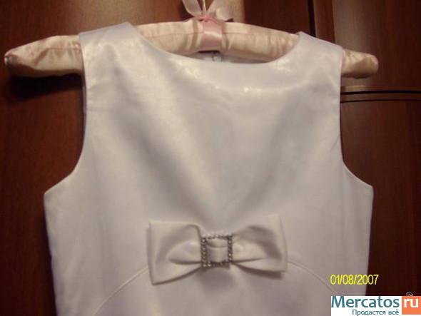 трикотажное платье на выпускной