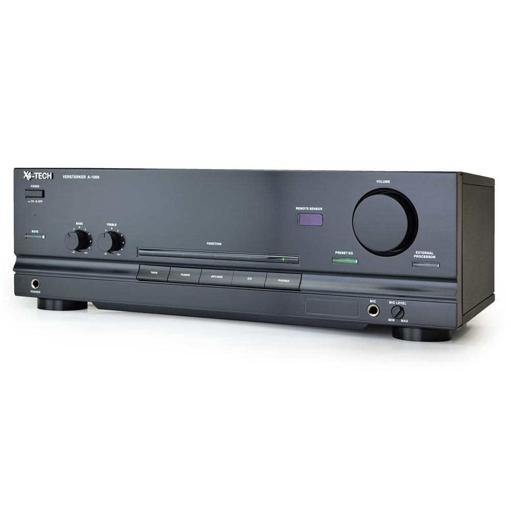 ᐈ X4-TECH A-1000 kaufen • Preis • technische Daten.