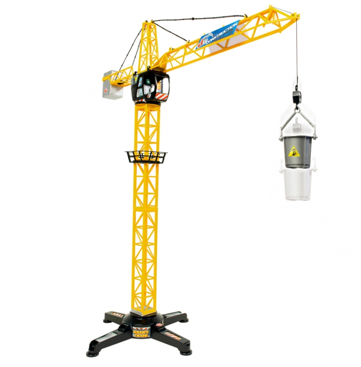88f74815f025c ᐈ Dickie Toys Giant Crane • best Price • Technical specifications.