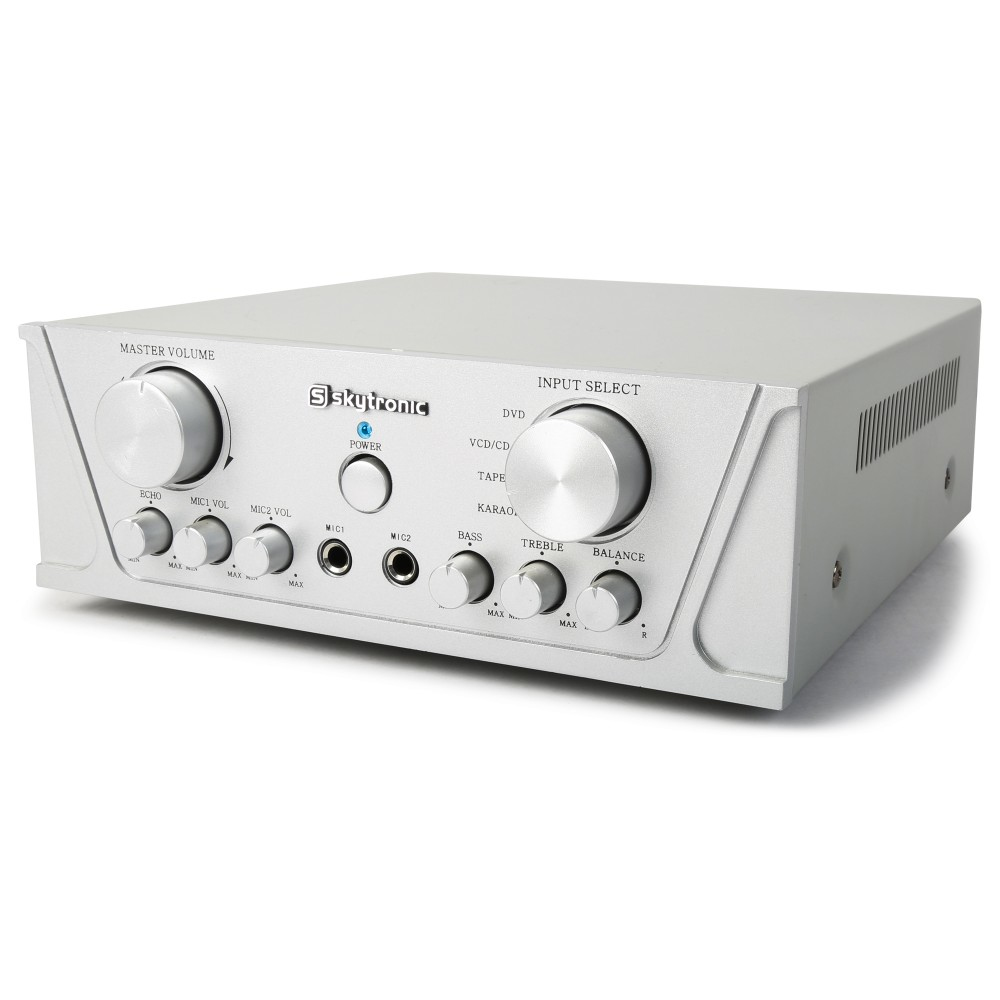 Skytronic 103100 Best Price Technical Specifications Audio Amplifier