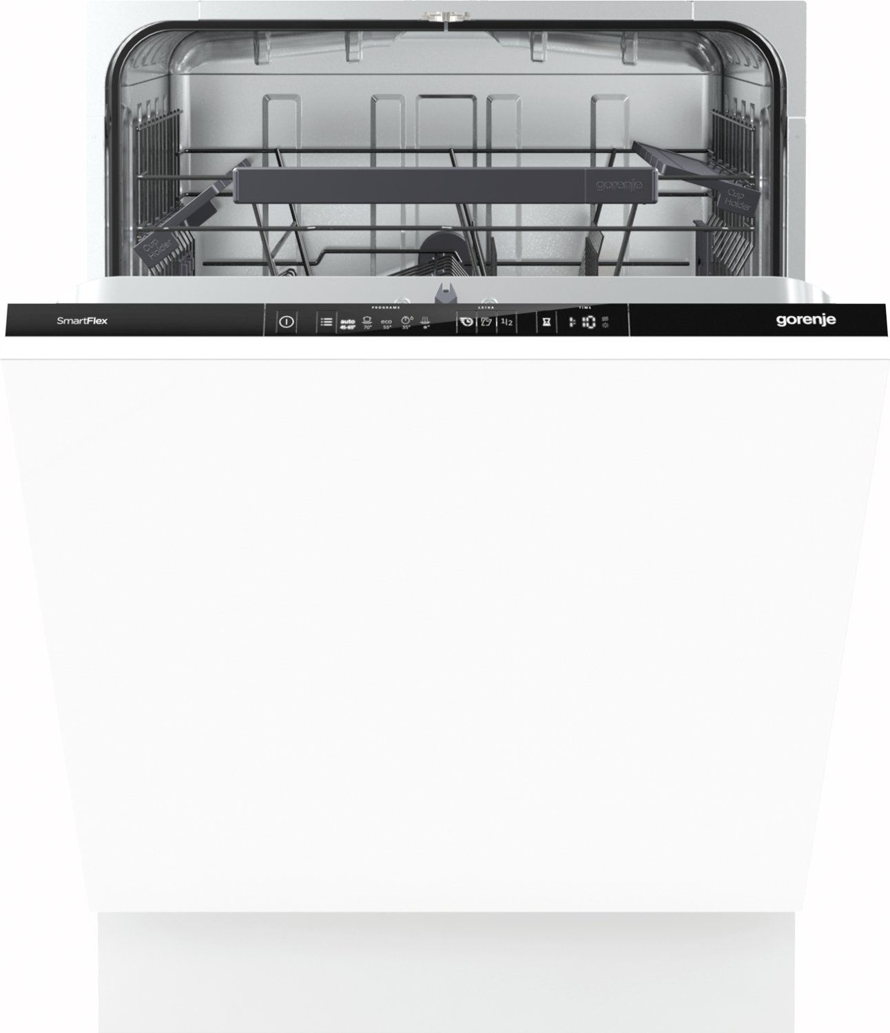 Built-in dishwashers Gorenje 45 cm: TOP of the best narrow dishwashers 13