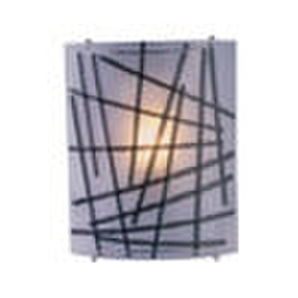 2011 hot-melting glass wall light;Hot selling wall