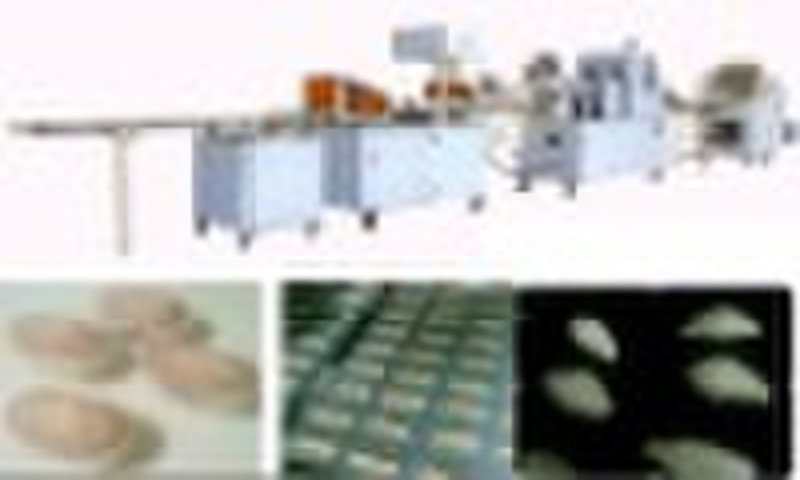 Automatic Soft Bread Production Line(SLRMB-6)