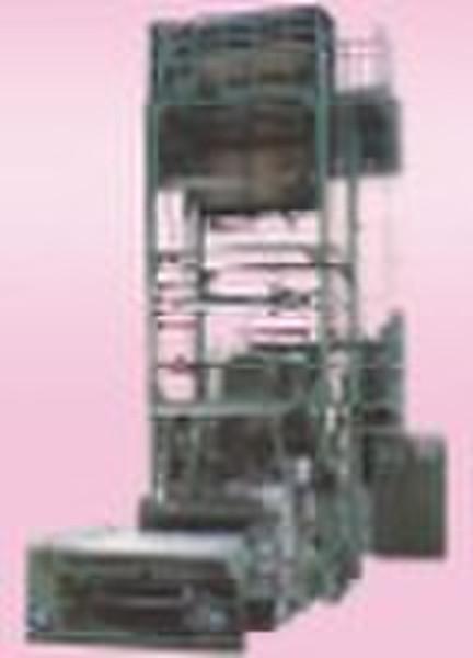 LDPE/LLDPE/HDPE/PVC packing film machine