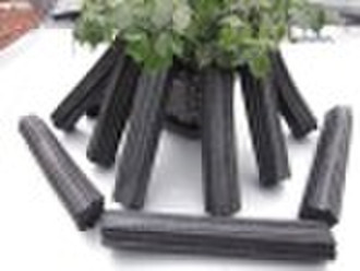 Barbecue charcoal green