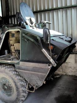 Neuer tank ohne Rüstung - in gutem Zustand