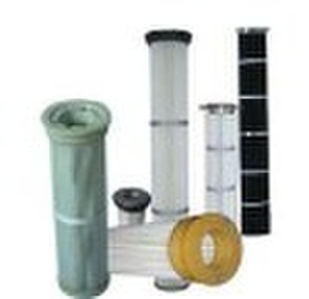 Spinnvlies Polyester Luftfilterpatrone mit PT