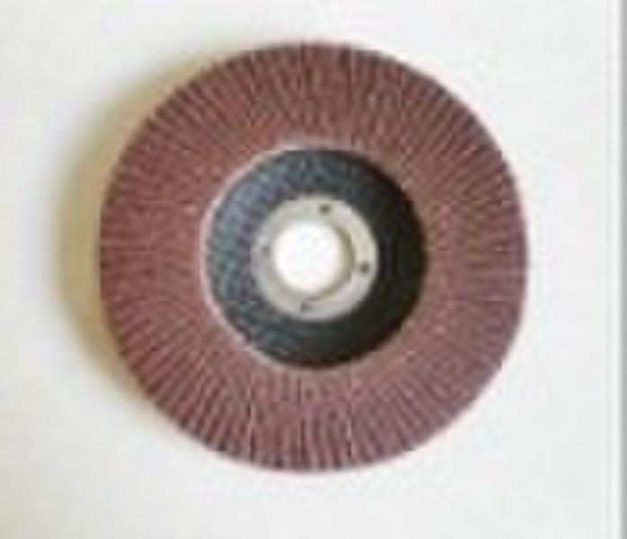 Aluminiumoxid Flap Disc