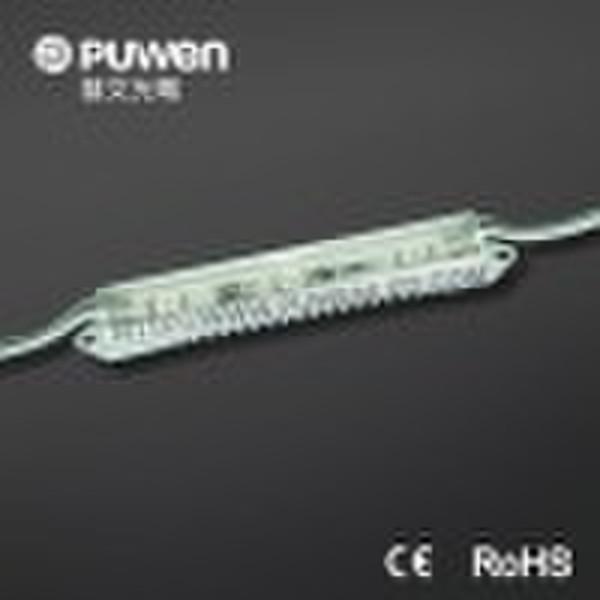 LED-Lampen-Anzeige (3lamps-78 * 15mm-Grün-Water