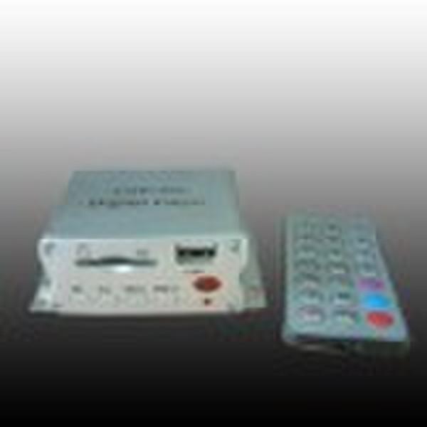 USB / SD MMC Digital Player MP3-