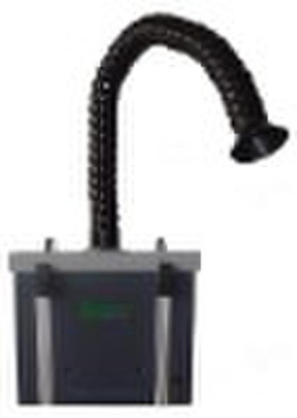 Laser und Löten Extractor