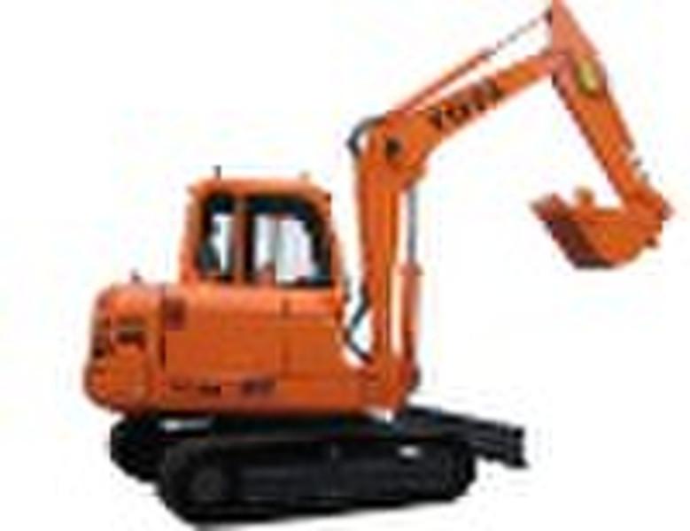 6 Tonnen Hydraulische Raupenbagger TX60C