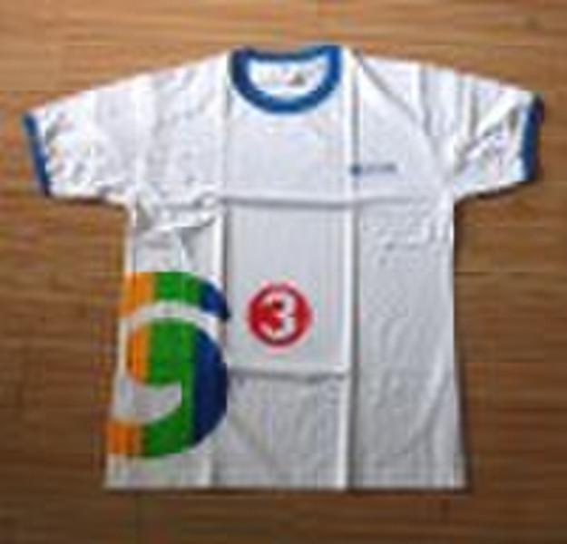 Werbung Männer-T-Shirt