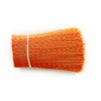Gekräuselte Abrasive Nylon (Orange)