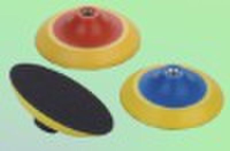 PU-Stützteller w / Klettverschluss (Schaumstoff 20 mm)