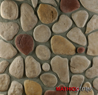 Rio Grande Earth / Verblendsteine Mathios Stone
