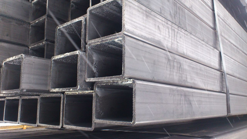 The pipe sections EN 10210 EN 10219