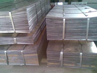 Steel cold-rolled sheet SEW 092 EN 10149-2, EN 10130, EN 10131