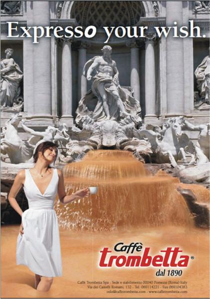 Caffè Trombetta pods coffee