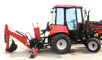 Excavating equipment ETM-320.01.00.000 to MTZ-320