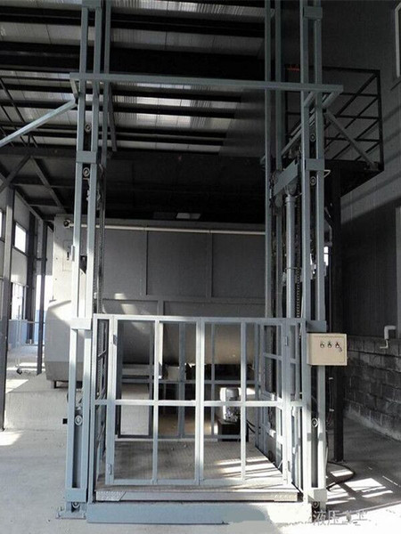 10ton 7m Hydraulic Vertical Cargo Lift Platform for Indoor Warehouse Use