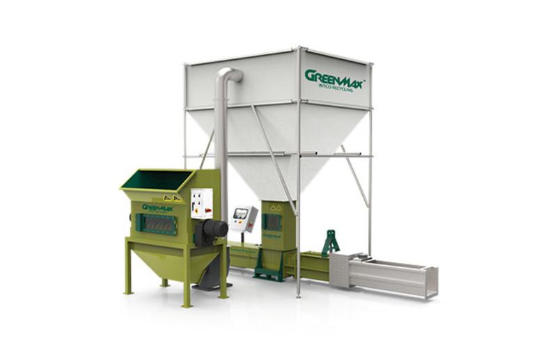 EPE densifier GREENMAX ZEUS C300
