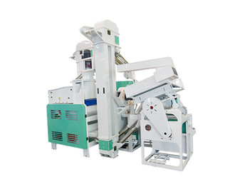 VMTCP-20 Combined Rice Mill Plant