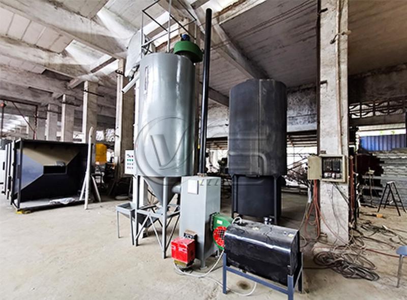 Paddy Rice Dryer