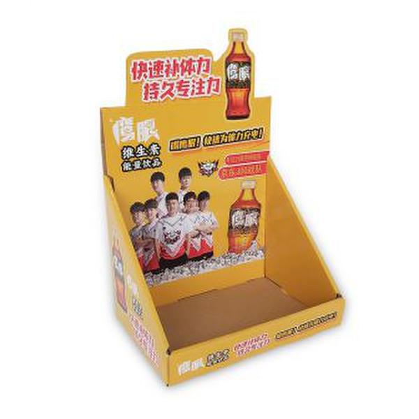 Custom Energy Drink Display Box