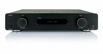 Tangent Exeo AMP Дома Проводная Черный усилитель звуковой частоты