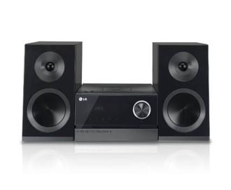 LG XA146 Micro set 140Вт Черный домашний музыкальный центр