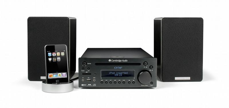 Cambridge One Micro set 60Вт Черный