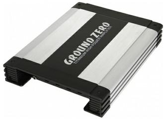 Ground Zero GZTA 2155X 2.0 Автомобиль Проводная Черный, Cеребряный усилитель звуковой частоты
