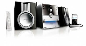 Philips Streamium Беспроводной музыкальный центр WAC3500D/12