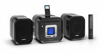 Lenco Micro Hi-Fi set / iPod docking station