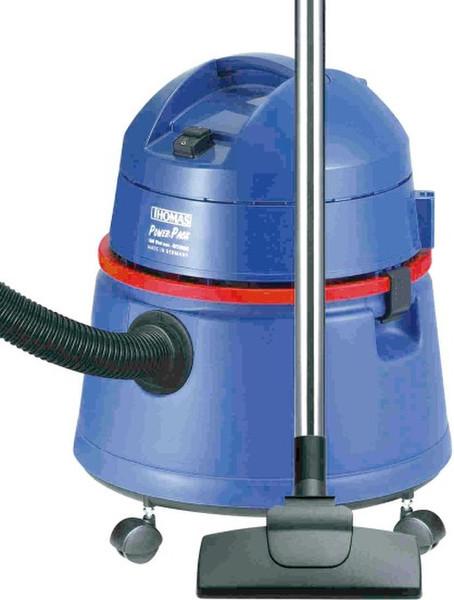 Thomas Power Pack 1620 C Хозяйственный пылесос 20л 1600Вт Синий