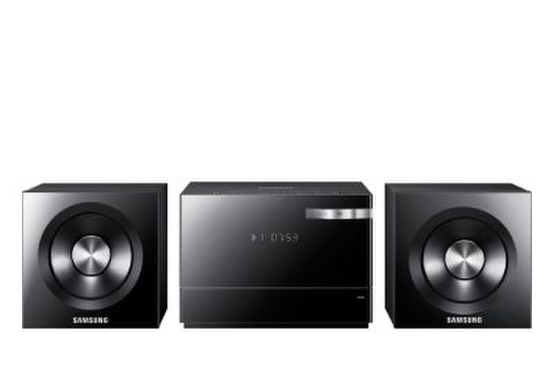 Samsung MM-D320 Micro set 20Вт Черный домашний музыкальный центр