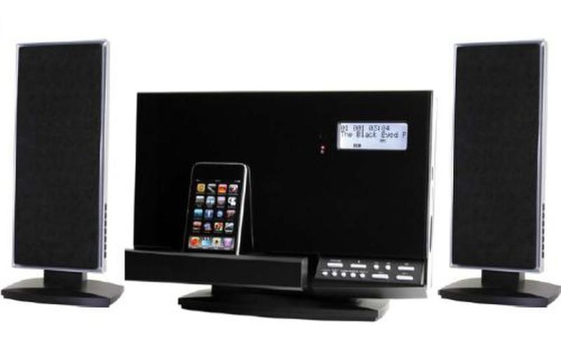 Soundmaster DISC 180 20Вт Черный домашний музыкальный центр