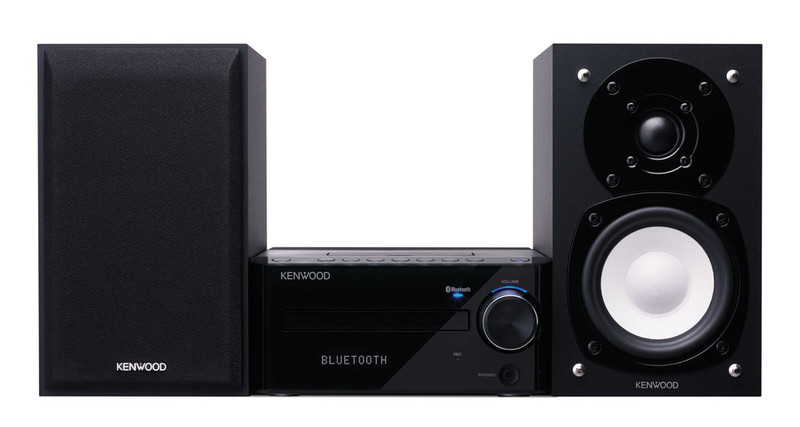 Kenwood Electronics K-531-B домашний музыкальный центр