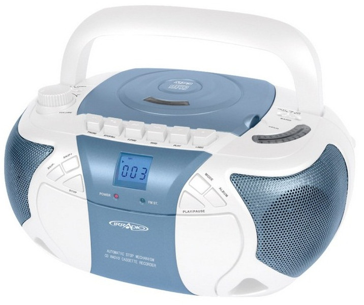 Irradio CDMP 320
