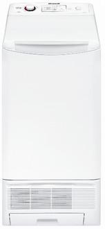 Brandt ETE6506F Отдельностоящий Вертикальная загрузка 6кг C Белый сушилка для белья