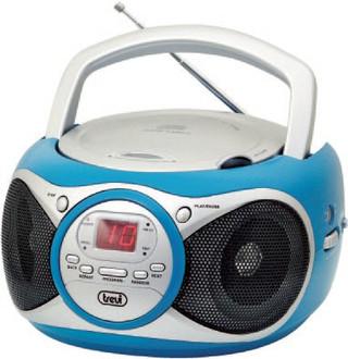 Trevi CD 512 Синий