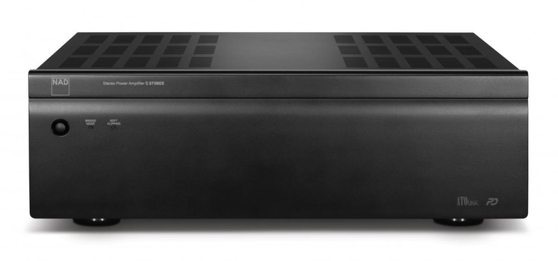 NAD C 275BEE 2.0 Дома Проводная Черный усилитель звуковой частоты