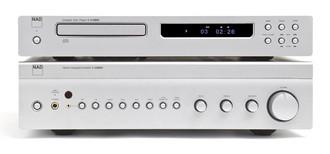 NAD C 326BEE 2.0 Дома Проводная Титановый усилитель звуковой частоты