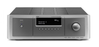 NAD M15 HD2 AV Дома Проводная Cеребряный усилитель звуковой частоты