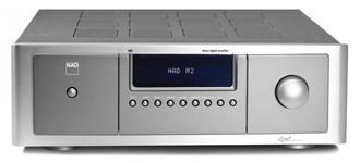 NAD M2 2.0 Дома Проводная Cеребряный усилитель звуковой частоты