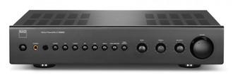 NAD C165BEE 2.0 Дома Проводная Черный усилитель звуковой частоты