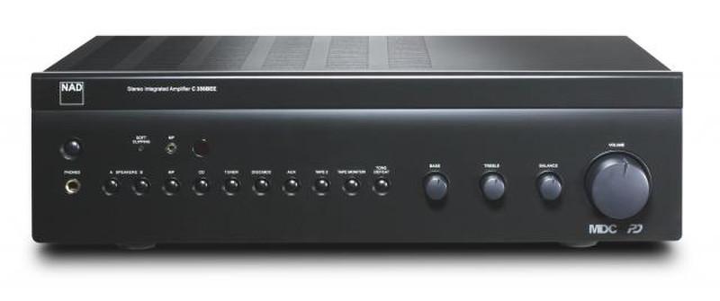 NAD C356BEE 2.0 Дома Проводная Черный усилитель звуковой частоты