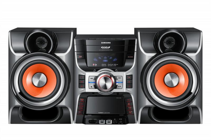 Samsung MX-C830 Midi set 280Вт Черный домашний музыкальный центр