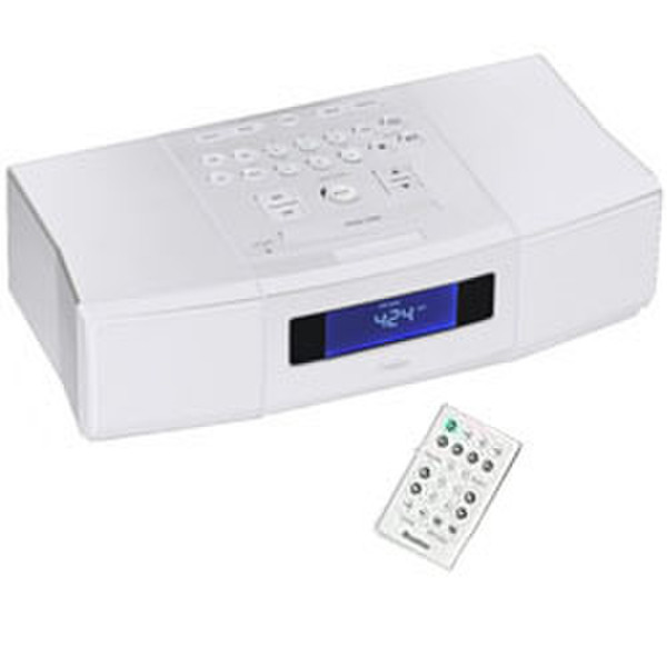 Boston Acoustics MicroSystem CD Micro set Белый